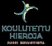 Koulutettu hieroja Jussi Heimovirta – Kauhava